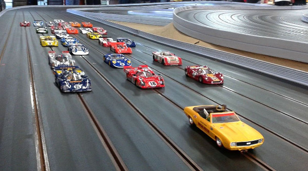 historic slot cars
