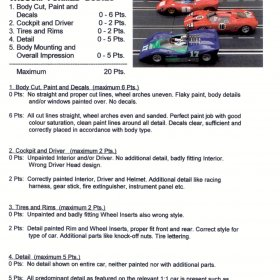 2018 Regulations 124 Historic's